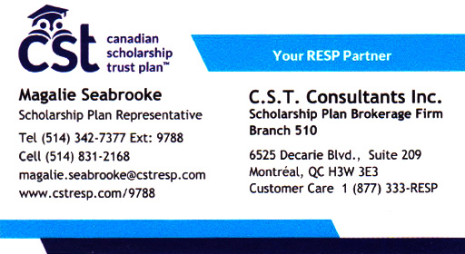 CST Consultants - Magalie Seabrooke