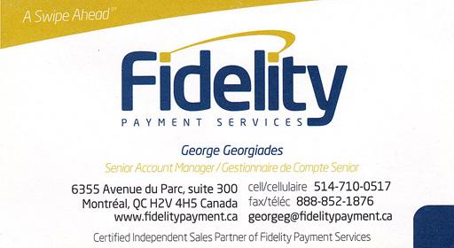 Fidelity - George Georgiades